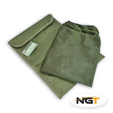 NEW NGT Deluxe Fishing Weighing Sling +Stink Bag Carp Coarse Fishing Tackle 003