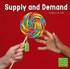 Supply and Demand (Learning about Money)-ExLibrary