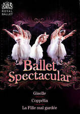 Ballet Spectacular, New DVDs