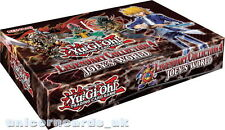 Yu-Gi-Oh! Legendary Collection 4: Joey's World: 5 Mega Packs+Promo Cards+Tokens