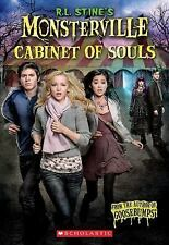 The Cabinet of Souls (R.L. Stine's Monsterville #1)-ExLibrary