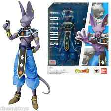Dragon ball SH Figuarts Action Figure Beerus God of Destruction Bandai Tamashii