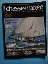 Chasse-Marée n° 184 2006 Le Guip Madagascar Tortue Charles Cornic Saint-Tropez