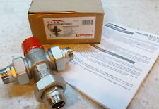 "Giacomini Thermostatic Mixing valve 3/4"" 38-60°C R156"