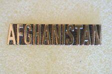 US USA Afghanistan Veteran Military Hat Lapel Pin