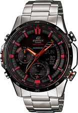 Edifice Twin Sensor ERA300DB-1A Compass & Thermometer Chronograph watch.