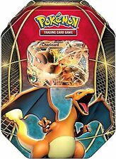 Pokemon 2014 EX POWER TRIO CHARIZARD EX TIN Factory Sealed