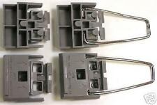 Set of 4 5041-9167 HP/AT Lt Gr Instrument Feet 2/with Metal Bails