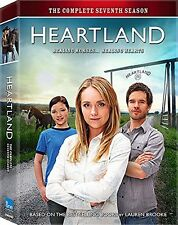 HEARTLAND SEASON 7 (5 DVD SET) - NEW - REGION 1 USA /CANADA - Amber Marshall