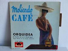 ORQUIDEA Moliendo café 21571