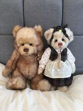 Charlie Bears Goldilocks And Baby Bear