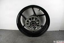 2008 08 KAWASAKI ZX-10 ZX10R ZX10 1000 Rear Wheel BENT / Rim