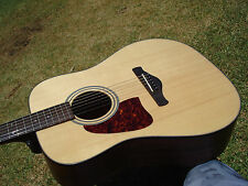 Ibanez AW400 Acoustic Guitar - Artwood Natural LEFTY LEFT HANDED