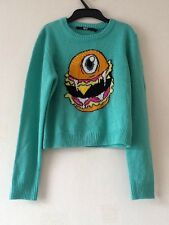 Iron Fist Cyclo Burger Sweater Brand New! Small Uk 8-10