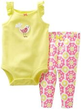 Carter's 2-piece Bodysuit & Pull-On Pants Set (GBC-JP658) - Bird, Size: 18 mos