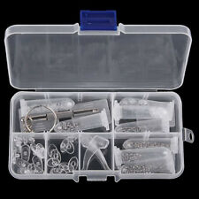 Eyeglass Sun Glasses Screw Nut Nose Pad Optical Repair Tool Assortment Kit Set