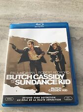 Butch Cassidy and the Sundance Kid (Blu-Ray,NO COPY, original) LIKE NEW