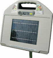 Solar Electric Fencing  Energiser -AS20- Complete and ready to work
