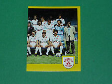 N°207 EQUIPE PART 2 SC MONTPELLIER PAILLADE PANINI FOOTBALL FOOT 89 1988-1989