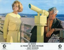 LEE MARVIN ANGIE DICKINSON POINT BLANK 1967 VINTAGE LOBBY CARD #7