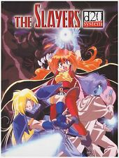 The Slayers d20 - Anime Manga Rpg Game Core Rule Book - Guardians of Order