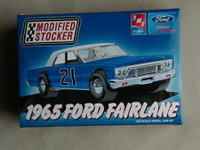 FACTORY SEALED Modified Stocker 1965 Ford Fairlane by AMT Ertl #
