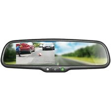 "BOYO VTM43M 4.3"""" OE-Style Replacement Rearview Mirror Monitor"
