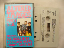 CASSETTE ALTERED IMAGES PINKY BLUE