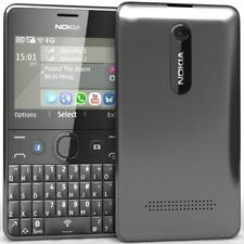 New Nokia Asha 210 Black ( Wifi ) Unlocked To All Networks What,s app Facebook