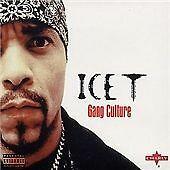 ICE T-Gang Culture  CD NEW