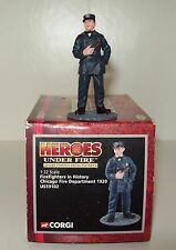 "Corgi Diecast 1:32 Scale ""HEROES UNDER FIRE"" ~ CHICAGO FIRE DEPT 1920 US59102"
