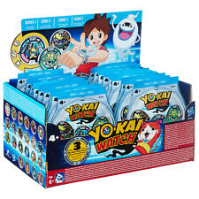SET 3 MEDAGLIE YOUKAI WATCH 3-PACK MEDALS YOKAI YO-KAI YUKAY SERIES 1 ANIME #1