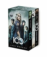The 100 Boxed Set  by Kass Morgan (Paperback)