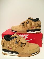 New Nike Air Trainer Victor Cruz PRM Haystack Wheat Flax Men's Size 8 812637 700
