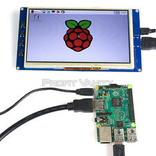 SainSmart 7 inch TFT LCD 800*480 Touch Screen Display for Raspberry Pi 2/B+