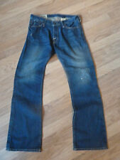 mens ABERCROMBIE & FITCH distressed style jeans - size 30/30 great condition