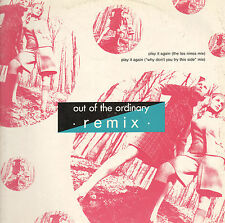 Out Of The Ordinary - Play It Again (Remix) - 1989 - ZYX Records - ZYX 6199R-12