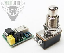NEW! Click-Less True Bypass Switching System - Relay Based True Bypass Switch