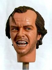 "1:6 Custom Head of Jack Torrance from  The Shining ""Here's Johnny"" version"