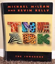 THE ARK MICHAEL MCCLEAN AND KEVIN KELLY THE SONGBOOK LDS MORMON SPIRAL BOUND PB