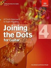 ABRSM Joining the Dots Guitar Book 4 ,Same Day P+P