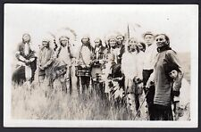 Rare!1873 Massacre Canyon Battle~Nebraska Reunion~Historic Sioux & Pawnee Battle