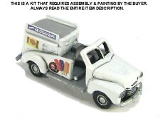 N SCALE: 1953 ICE CREAM TRUCK - SHOWCASE MINIATURES #32