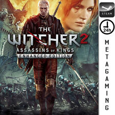 The Witcher 2: Assassins of Kings Enhanced Edition PC + MAC STEAM Game