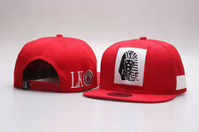 NEW Last Kings Adjustable Baseball Rock Cap Snapback Hip-Hop Hat Red Gift 27#