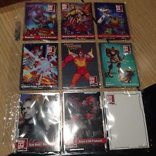 Transformers BOTCON 2016 Attendee Card Set Megatron Hot Rod Predacus And More