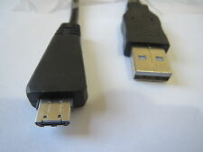SONY USB DATA SYNC / PHOTO TRANSFER CABLE FOR SONY CYBERSHOT DSC-H70 CAMERA