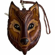 Nemesis Now Wolf Leather Purse