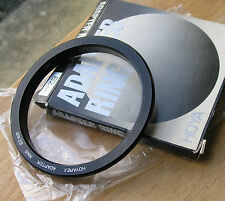 62mm screw in hoyarex ring adaptor for 75mm square filter system used