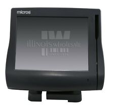 Micros Workstation 4 LX Terminal w/ Table Top Mount, 400714-001